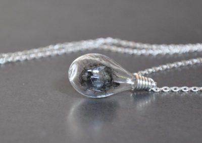 Carbon pendant