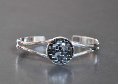 Bracelet carbon